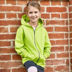 8026K - Sweat-shirt capuche bio Enfant