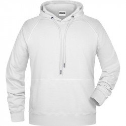 8024 - Sweat capuche bio Homme