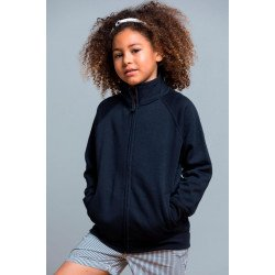 SWRKFUZIP - Kid Full Zip Sweatshirt