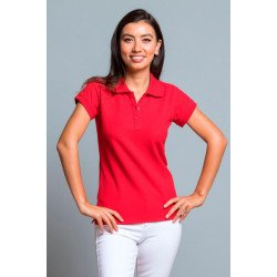 POPL200WK - Polo Worker Lady