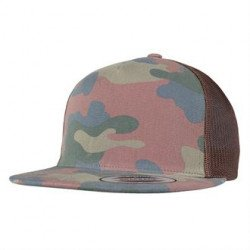 YP032 - Casquette Classic Trucker Camouflage (6006TC)
