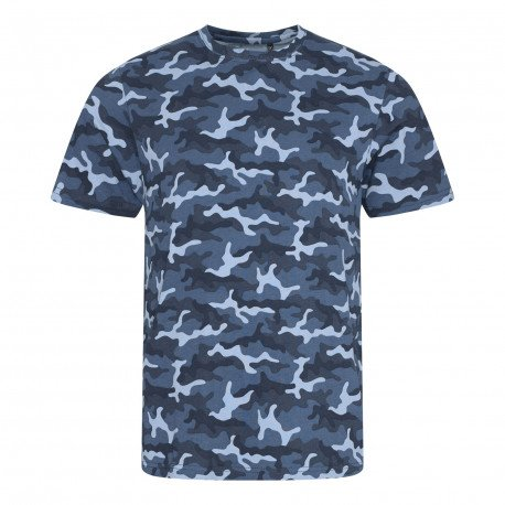 JT034 - T-shirt Camouflage