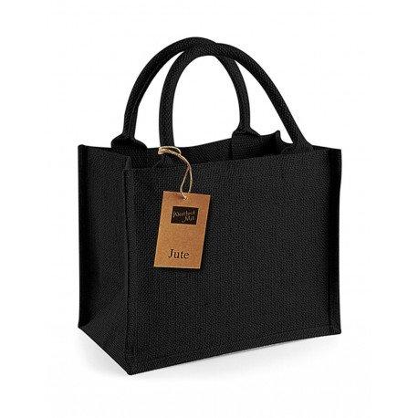 W412 - Jute Mini Gift Bag