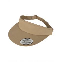 8051 - Flat Round Visor Cap