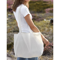 O90015 - Shopping Bag with Gusset