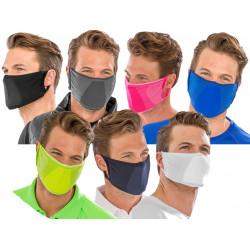 RV009X - Natural Yarn Antibacterial Face Mask [Pack de 10]