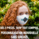 MBP001 - Masque Barrière Personnalisé