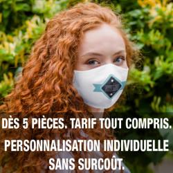 MBP001 - Masque Barrière Personnalisé DGA UNS 1&2