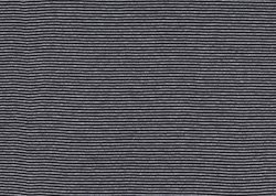 White / Navy Pin Stripe